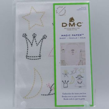 DMC MAGIC PAPER FOR BABY- 'FAIRYTALE'