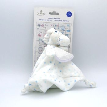 CHILDS COMFORTER IN BLUE
