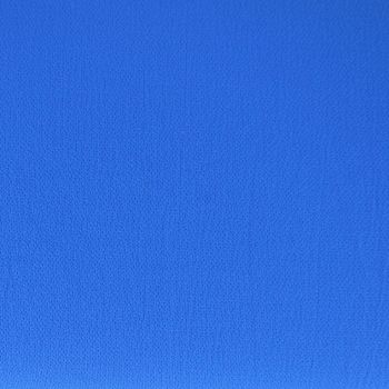 ROYAL BLUE CRAPE FABRIC