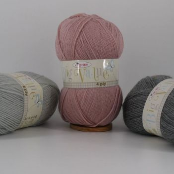 BIG VALUE 4 PLY BY KING COLE