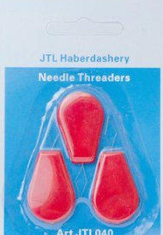 Needle Threaders (pack of 3)