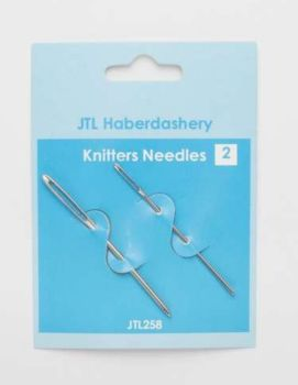 Knitters Needles (2 per pack)