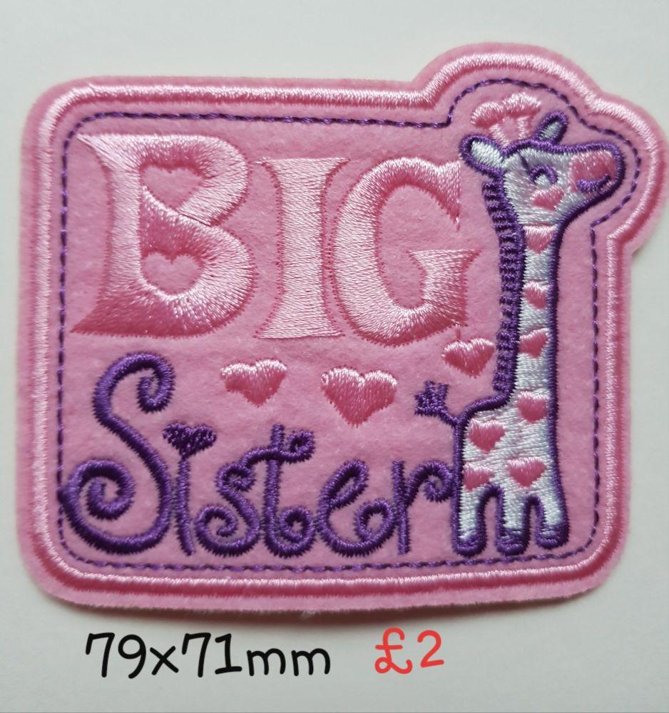 Big Sister Motif