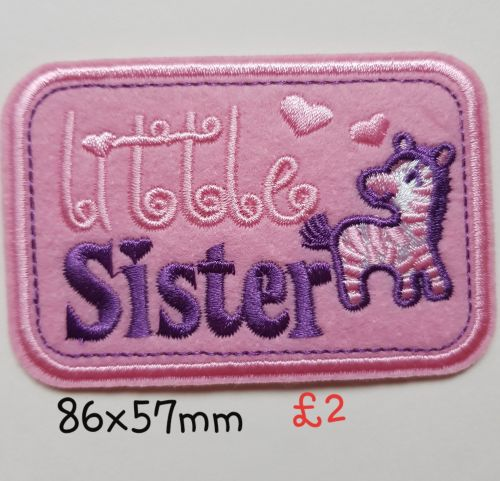 Little Sister Motif