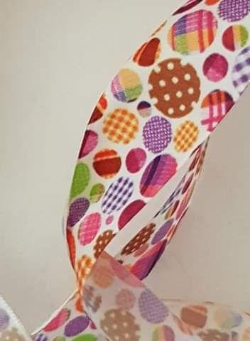 Dot Ribbon 25mm (per metre)