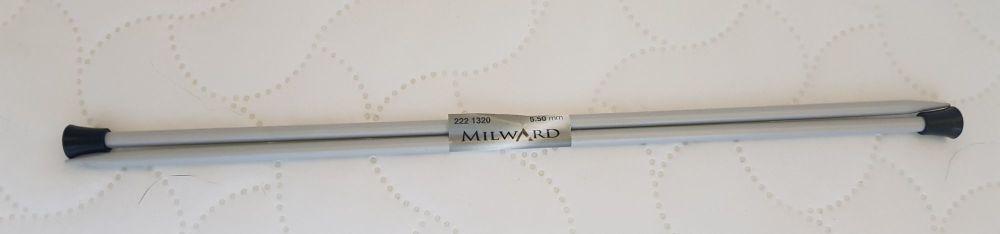 Milward Knitting Needles 30cm - 6.5mm