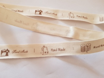 Handmade Ribbon 16mm (per metre)