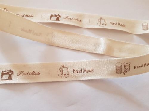 Handmade Ribbon 16mm (per metre)