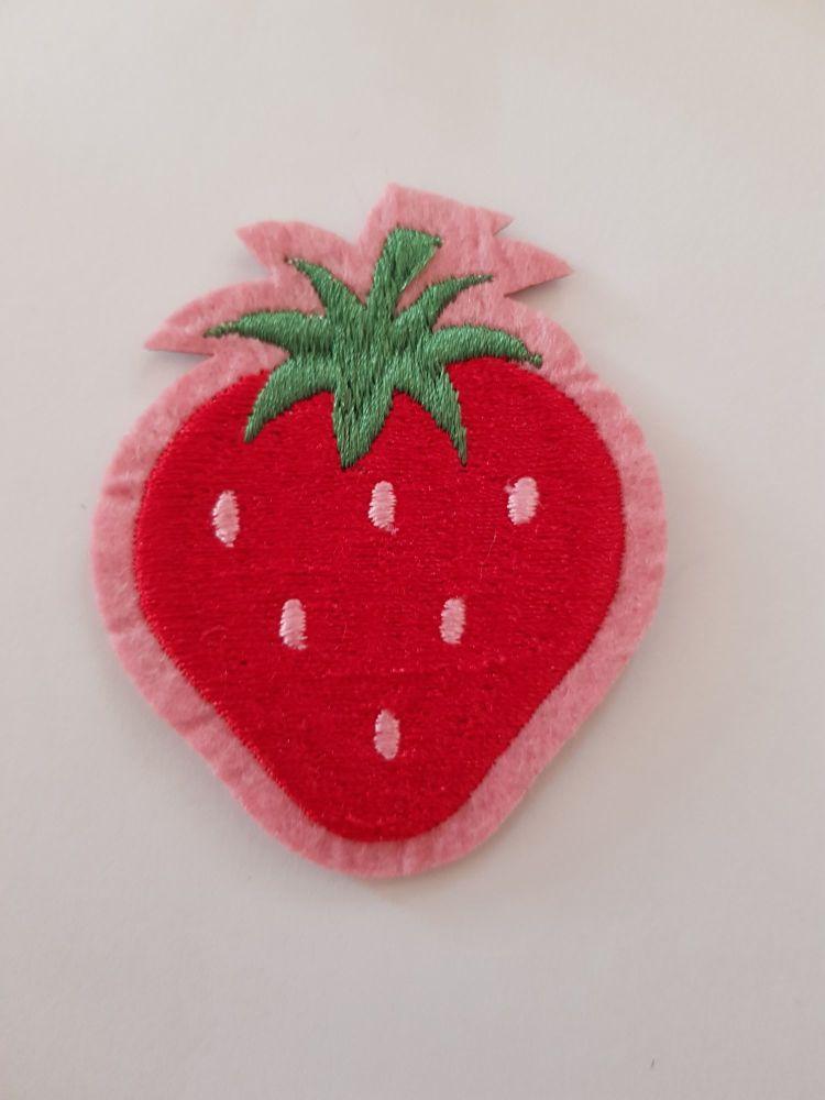 Strawberry Motif 53 x 65cm