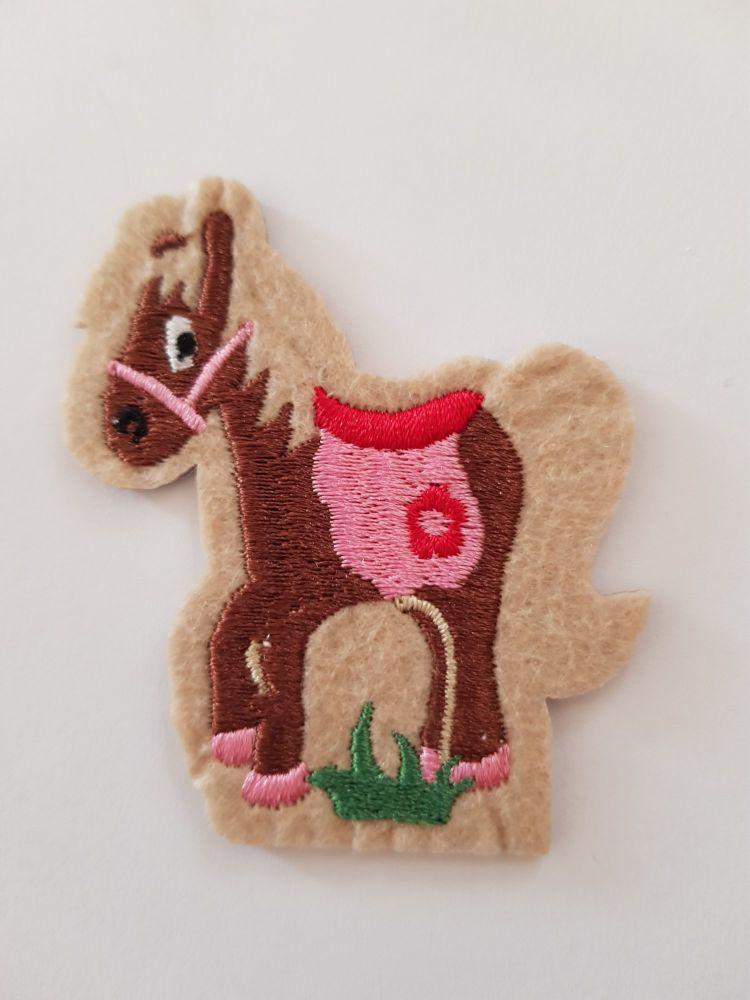 Horse / Pony Motif 54 x 65cm