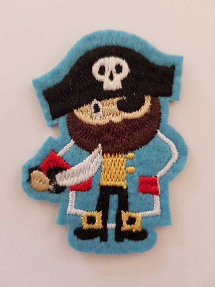 Pirate Motif 50 x 66cm