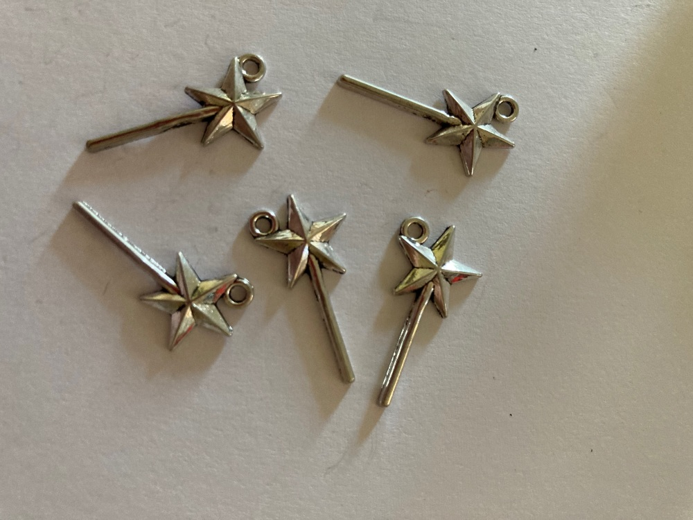 Wand Charms (Pack of 5) CH43