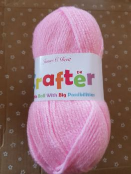 Crafter DK 50g - Pink CT06