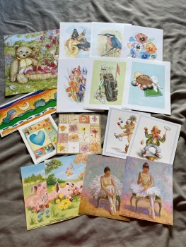Card Making (Pack of 16 as shown)  CM08