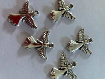Angel  Charms (Pack of 5) CH50
