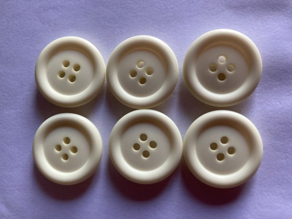 LemonButtons 23mm (Pack of 6) LY09