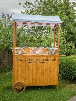 Soap Cart