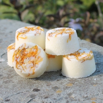 Bath Truffles: Citrus Sunrise