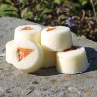 Invigorating Orange Bath Truffles