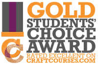 Craft Courses - Gold Badge