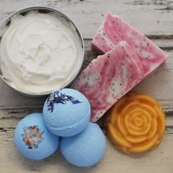 Natural Soap and Skincare Workshop