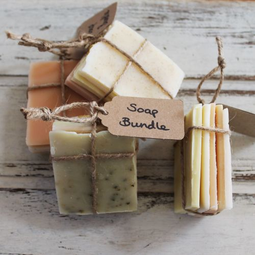 Natural Soap: Soap Bundles