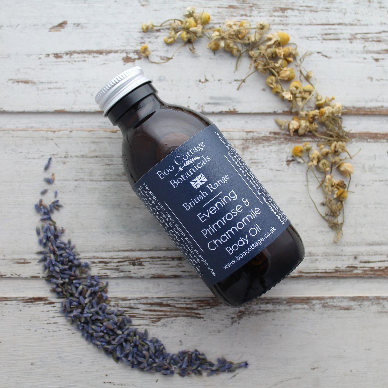 Evening Primrose & Chamomile Body Oil