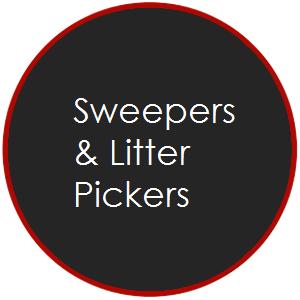 Floor Sweepers & Litter Pickers