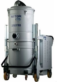 Nilfisk 3707 & 3707/10