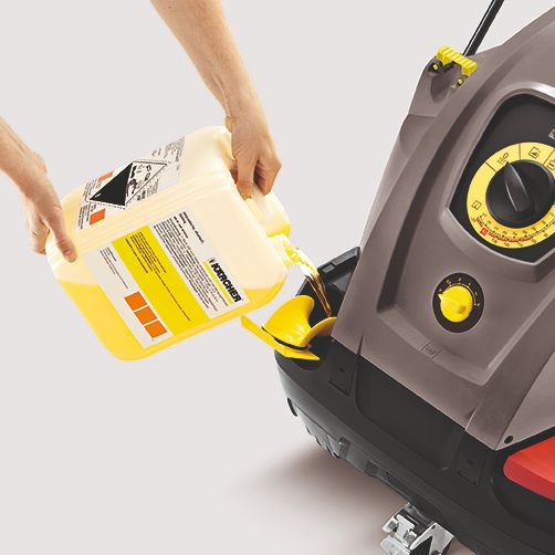Ease of use - Karcher High Pressure Cleaner HDS 6/10-4 C