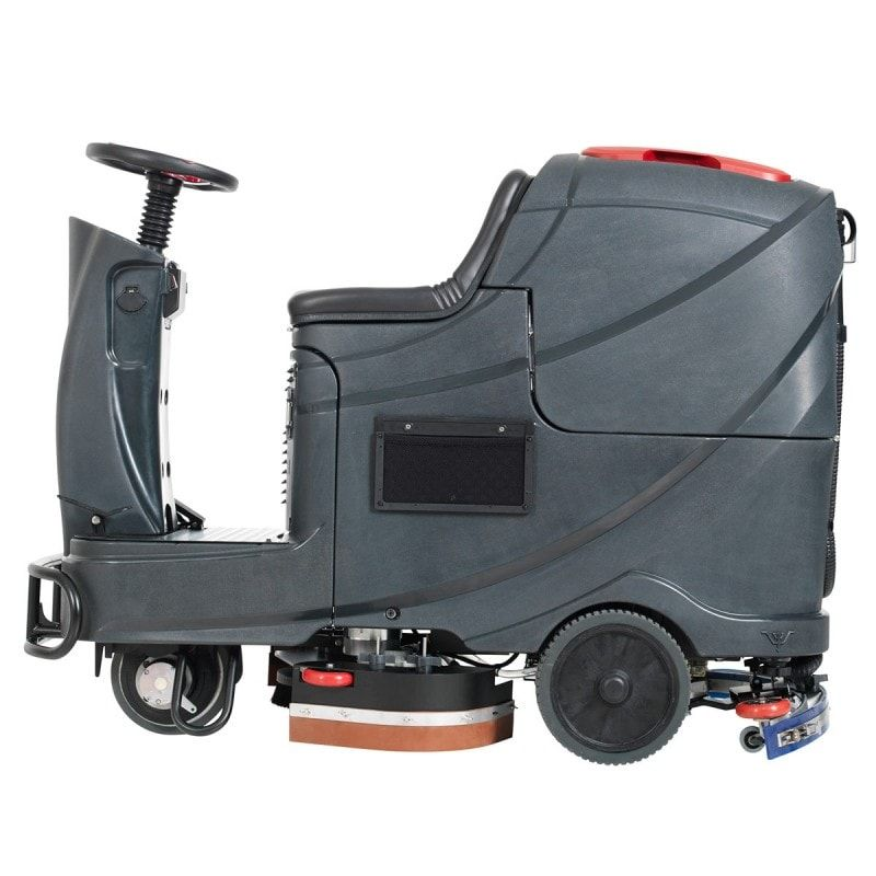 Viper As710r Scrubber Dryer