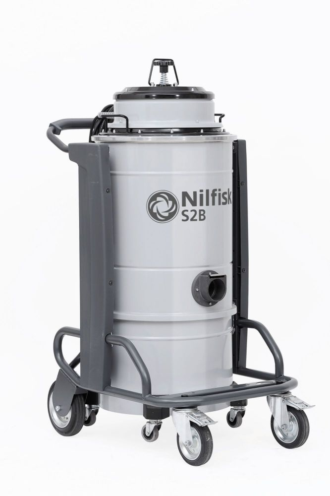 Nilfisk S2B and S3B Industrial Vacuum