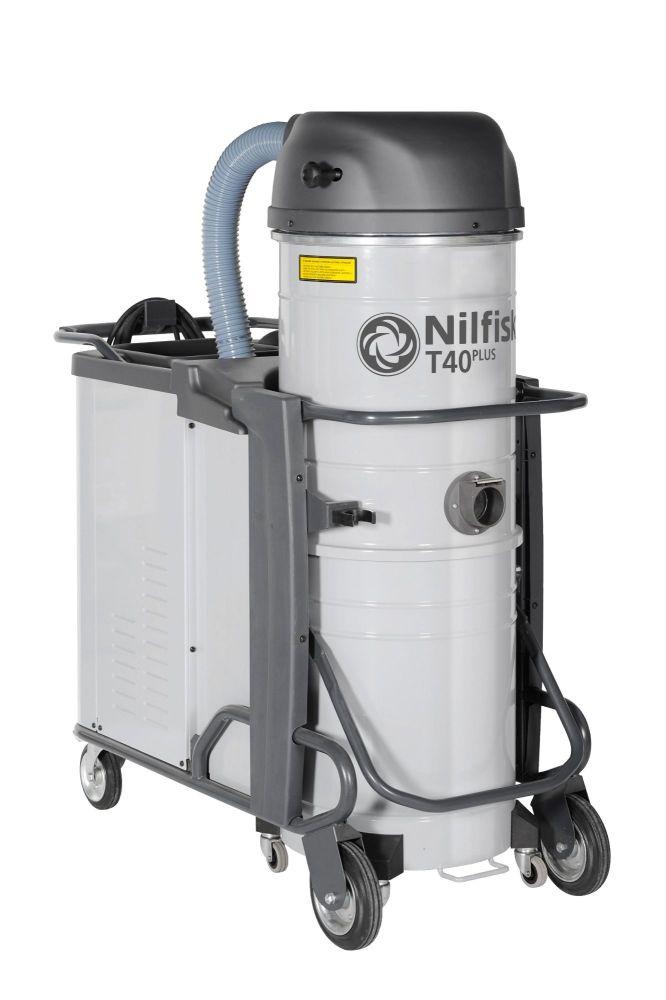 Nilfisk T40 Plus Industrial Vacuum
