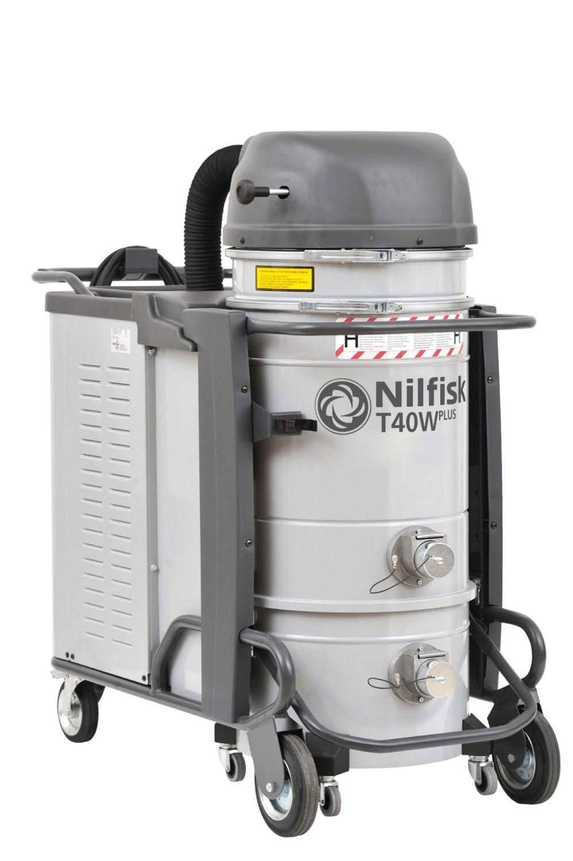 Nilfisk T40W Plus Industrial Vacuum