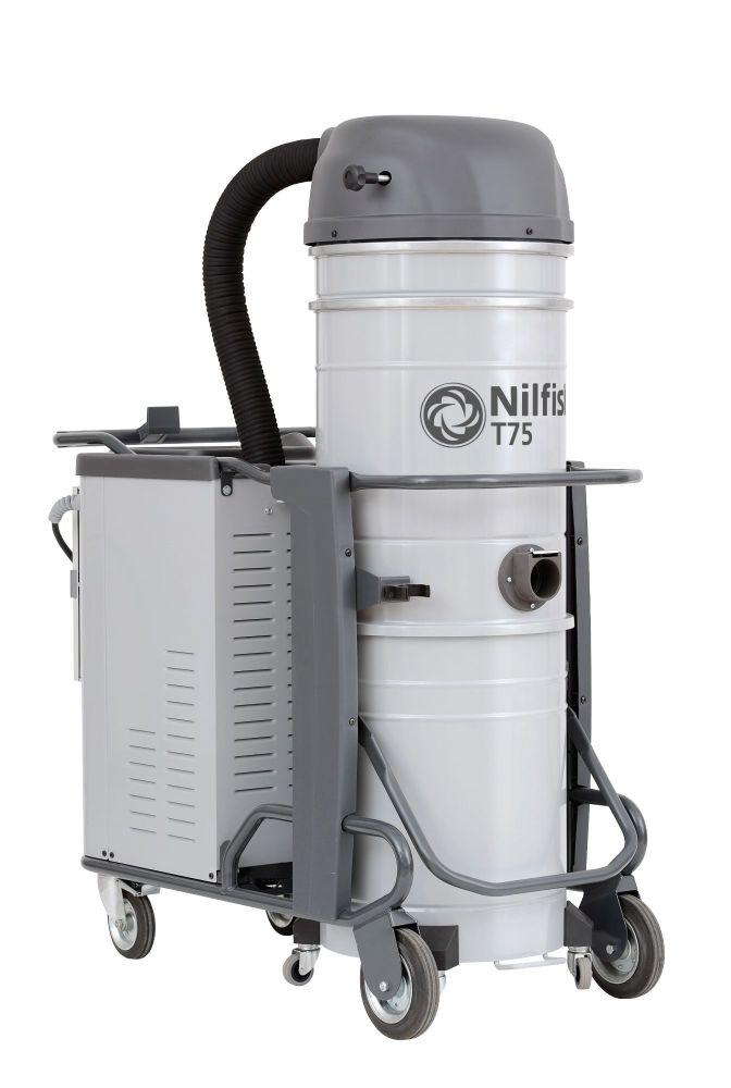 Nilfisk T75 Industrial Vacuum