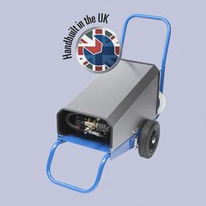 Nilfisk 400 CM Mobile Cold Water Pressure Washer
