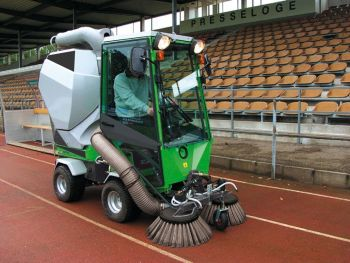 The Park Ranger 2150 Sweeper
