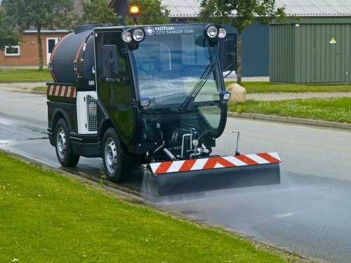 The City Ranger3500 Sweeper