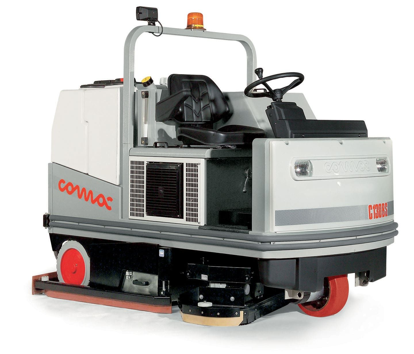 Comac C130B Scrubber Dryer
