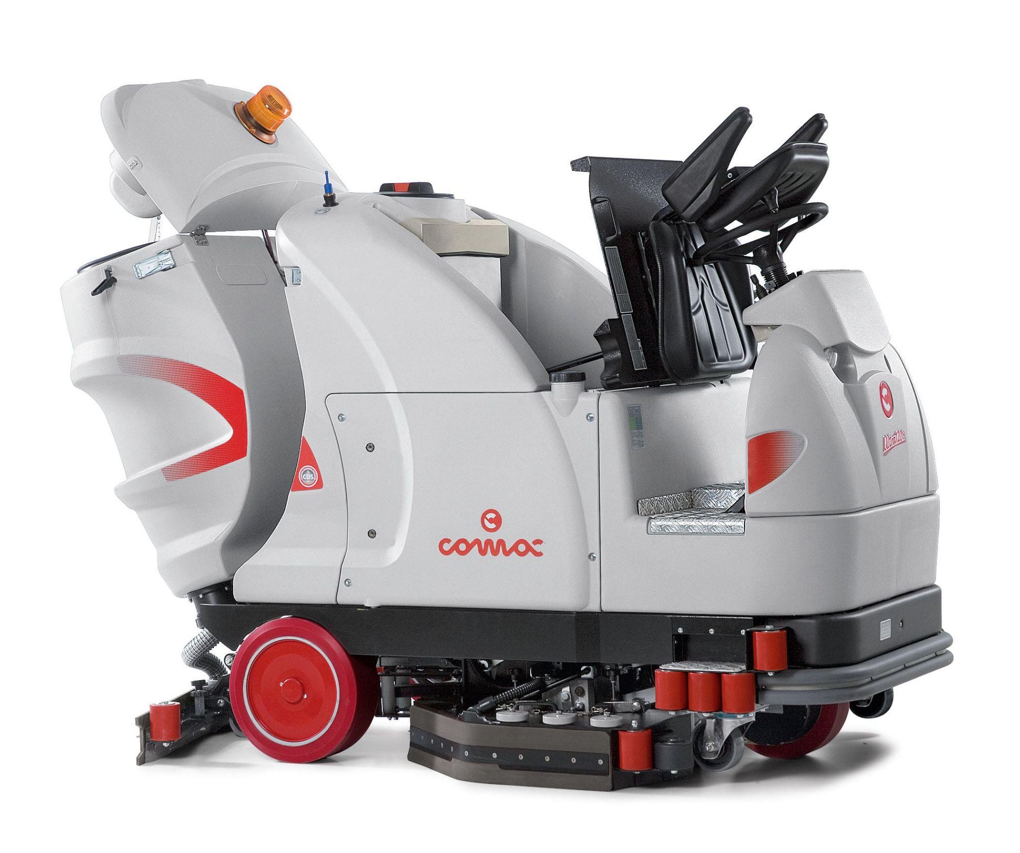 Comac Ultra 120B a Ride On Scrubber Drier-min