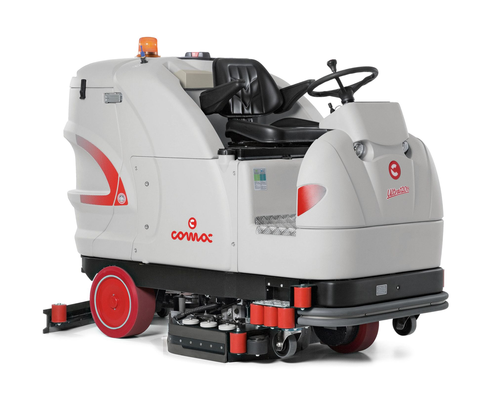 Comac Ultra 120B Scrubber Dryer