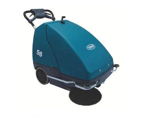 Tennant S8 Pedestrian Sweeper