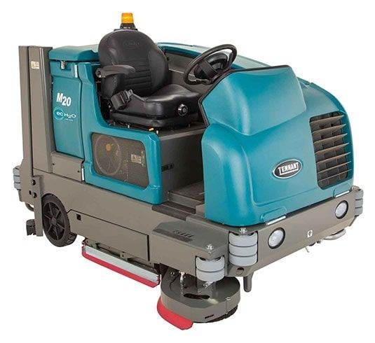 Tennant M20 Ride-On Sweeper-Scrubber