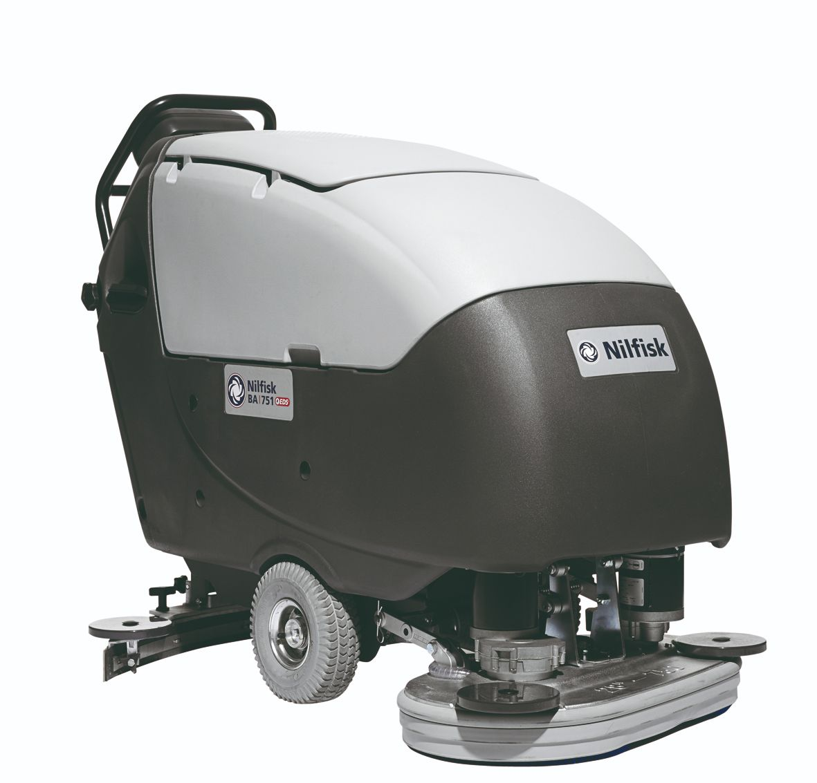 Nilfisk BA651 Scrubber Dryer
