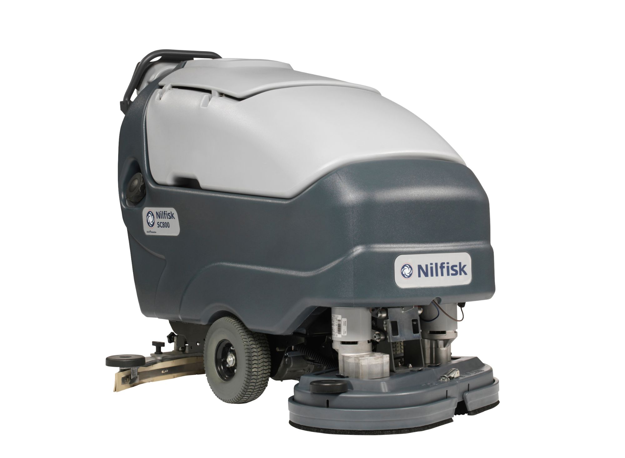 Nilfisk SC800 Walk Behind Scrubber Dryer