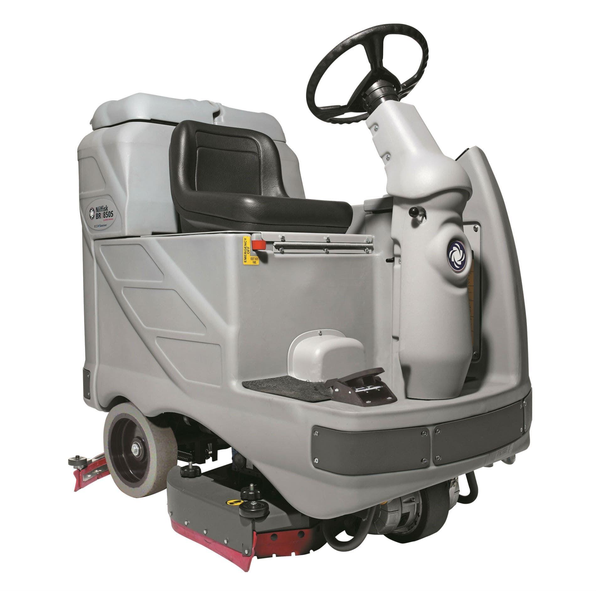 Nilfisk BR850 Scrubber Dryer
