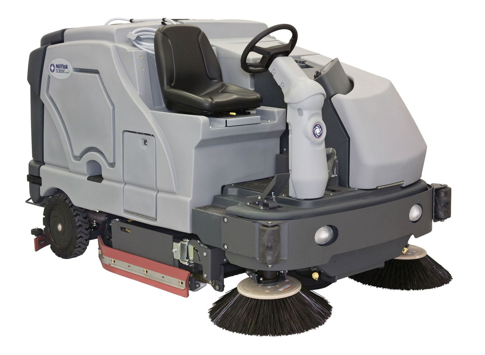 Nilfisk SC8000 Large Ride On Scrubber Dryer