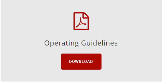 AS430R Operating Guidelines