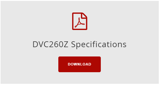 DVC260 Specifications