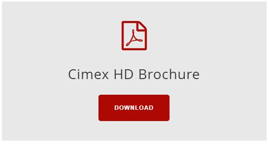 Cimex HD Brochure